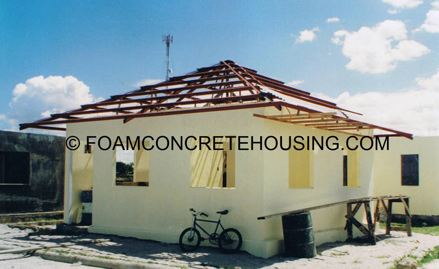 B94 Foam Concrete Housing
